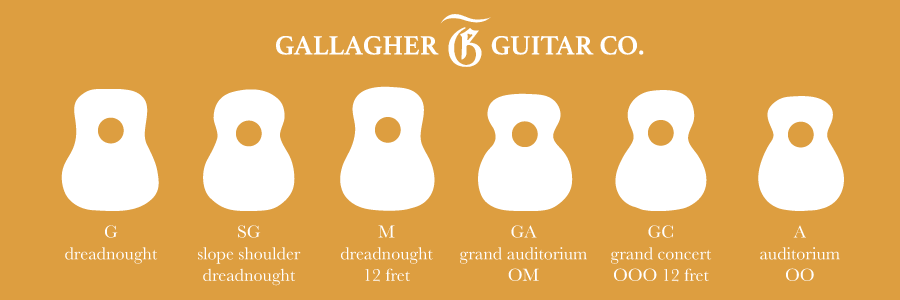 Custom Shop | Gallagher Guitar