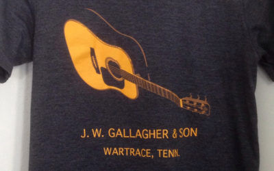 Brand New Gallagher T-shirts!