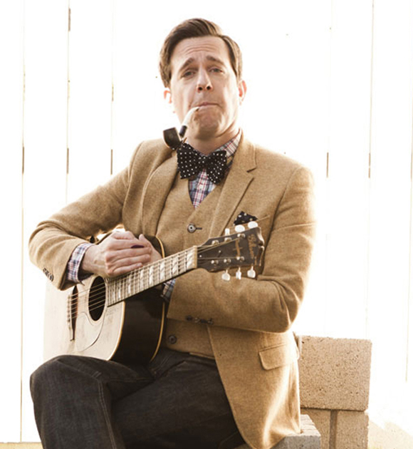 Ed Helms in Guitar Aficionado