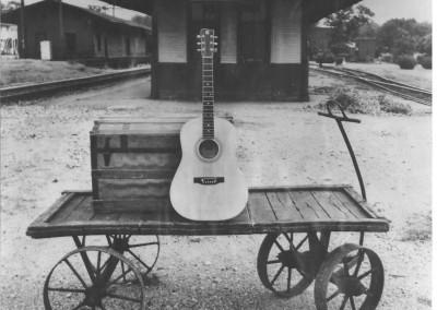 Wartrace depot @ 1968