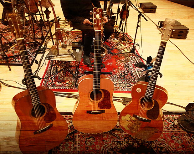 Doc Watson Model Featured at Carnegie Hall